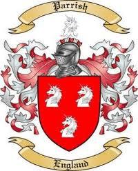 Parrish England Code